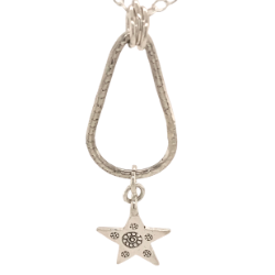 Shining Star Necklace.250.72