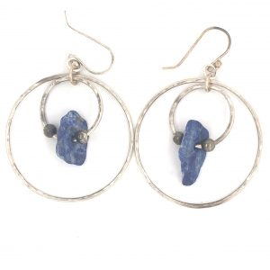 blue-lapis-and-silver-hoop-earrings
