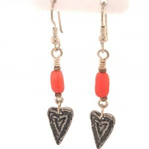 Your Heart in My Heart Earrings