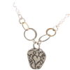 Love Me Always Sterling Silver Necklace