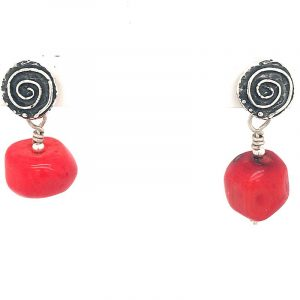 coral-and-spiral-earrings