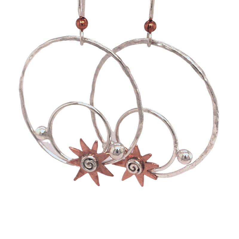 star-hoop-earrings-side-view