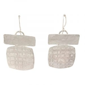 art-deco-earrings | cube-with-rectangle-lid